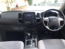 2011 TOYOTA HILUX 2.5 AWD EXCELLENT CONDITION PICKUP HOT SALES