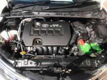 2015 TOYOTA COROLLA ALTIS 1.8 G WELL MAINTAIN CAR  9/10 CAN FULL LOAN OTR
