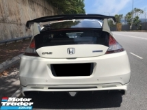 2012 HONDA CR-Z 1.5 (HYBRID)VEHICLE CONDITIONS 9/10 BATTERY ALL OK