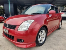 2006 SUZUKI SWIFT 1.5 CBU