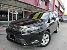 2014 TOYOTA HARRIER 2.0 Premium TRUE YEAR MADE 2015 Power Boot 360 Surround Cams (( FREE 2 YEARS WARRANTY )) 2015