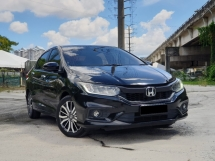 2018 HONDA CITY 1.5 V CARKING FULL SERVICE RECORD