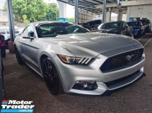 2017 FORD MUSTANG 2.3 ECOBOOST SHAKER SOUND SYSTEM PARKING CAMERA 2017 UNREG LIKE NEW CAR