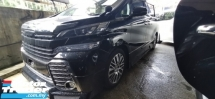 2017 TOYOTA VELLFIRE 2.5 ZG / SUNROOF / LEATHER EDITION / TIPTOP CONDITION ORIGINAL MILEAGE