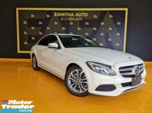 2017 MERCEDES-BENZ C-CLASS C200 AVANTGARDE 2.0 UNREGISTERED 5 YEARS WARRANTY