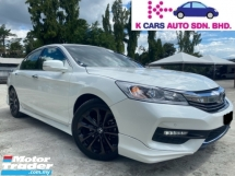 2016 HONDA ACCORD 2.0 VTi-L FACELIFT (A) FULL SERVICE RECORD