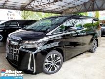 2020 TOYOTA ALPHARD 2.5 SC 3LED *Mil 13k km*3 Years Warranty*Facelift