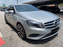 2014 MERCEDES-BENZ A-CLASS A180 1.6 (A) JAPAN SPEC REG 2019 FREE WARRANTY
