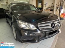 2015 MERCEDES-BENZ E-CLASS E300 2.2(A) 80K KM Full Service Under Warranty2023