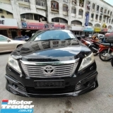 2012 TOYOTA CAMRY 2.0 E SPEC DIRECT OWNER TIP TOP CONDITION