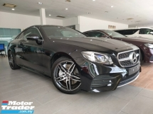 2019 MERCEDES-BENZ E-CLASS E350 AMG Premium 2.0 Coupe  EQ Boost Keyless Power Boot Multi Beam UK Unregister