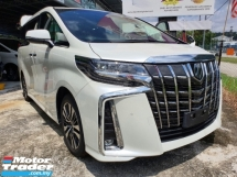 2019 TOYOTA ALPHARD 2.5 SC Perfect Condition  With 5 Years Warranty