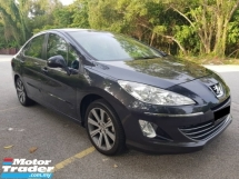2014 PEUGEOT 408 1.6 TURBO (A) ORIGINAL MILEAGE 50K KM ONLY UNDER WARRANTY