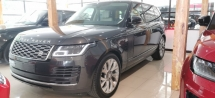 2018 LAND ROVER RANGE ROVER VOGUE 5.0 LWB / NEW FACELIFT / READY STOCK