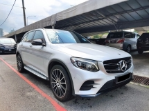 2018 MERCEDES-BENZ GLC 250 4MATIC AMG UW22