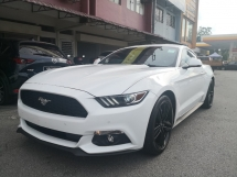2018 FORD MUSTANG EcoBoost Unreg LAST CALL SST LESS50 FREE 3 Years Warranty