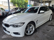 2015 BMW 4 SERIES 420i COUPE M-Sport Unreg *Japan Spec* GMR Warranty