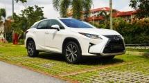 2016 LEXUS RX 350 Premium Edition V6 CBU New Lexus Malaysia