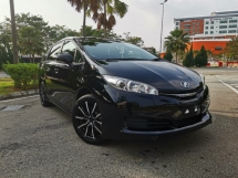 2017 TOYOTA WISH 1.8 X WITH 17