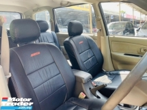 2009 TOYOTA AVANZA 1.3 E (M),BODYKIT,LEATHER COVER,LOAN CAN UP 5 YEAR