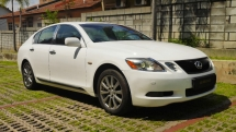 2006 LEXUS GS 300 V6 JDM Collection  Hari Raya Offer 0TR 45800