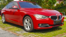 2013 BMW 3 SERIES 320I Sport F30 Hari Raya Offer