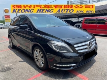 2013 MERCEDES-BENZ B-CLASS B200 CBU FREE WARRANTY ACTUAL YEAR MAKE