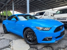 2018 FORD MUSTANG 2.3 (A) Ecoboost UNREG *Driven 27K KM* Local Ap