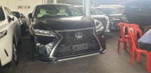 2018 LEXUS RX 300 F SPORT SUNROOF NO HIDDEN CHARGES