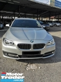 2015 BMW 5 SERIES 520i 2.0 NEW FACELIFT ORI MILEAGE 4XKM