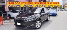 2014 TOYOTA HARRIER 2.0 PREMIUM MODEL (A) FREE 2 YEARS CAR WARRANTY