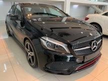 2016 MERCEDES-BENZ A250 2.0 AMG Spec