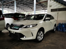 2017 TOYOTA HARRIER 2.0 PREMIUM