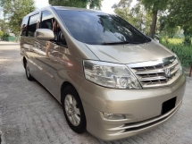 2005 TOYOTA ALPHARD 3.0 MZ G EDITION FWD EXCELLENT CONDITION
