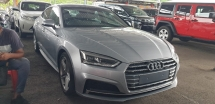 2018 AUDI A5 2.0 SPORTBACK TFSI S LINE NO HIDDEN CHARGES