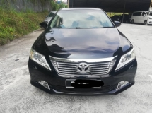 2012 TOYOTA CAMRY 2.5 G SELECTION