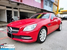 2013 MERCEDES-BENZ SLK SLK200 1.8 FREE 2 Yrs WARRANTY