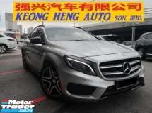 2015 MERCEDES-BENZ GLA 250 TRUE YEAR MADE 2015 GLA250 4matic CBU Mil 55k km Full Service Hap Seng FREE 2 YEARS WARRANTY