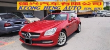 2013 MERCEDES-BENZ SLK SLK200 1.8 AMG(FREE 2 YEARS CAR WARRANTY) REG 2018