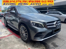 2017 MERCEDES-BENZ GLC 250 GLC 250 AMG LINE (A) (CKD SPEC) YEAR REGISTER 2017