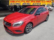 2014 MERCEDES-BENZ A-CLASS A200 CGI 1.6 (FREE 2 YEARS CAR WARRANTY) REG 2014