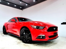 2017 FORD MUSTANG ECOBOOST 2.3 COUPE UNREG