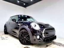 2017 MINI Cooper S 2 DOOR 2.0 TURBO JCW CHILI PACK UNREG