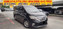 2013 NISSAN SERENA 2.0 S-HYBRID HIGHWAYSTAR (A) REGISTER 2014