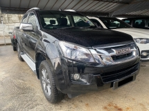 2016 ISUZU D-MAX 2.5L (A) 4X4 DOUBLE CAB Facelift Actual Year Make