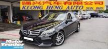 2014 MERCEDES-BENZ E-CLASS E250 AMG (A) FREE 2 YRS WARRANTY, L/MILEAGE 95K KM