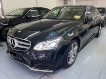 2014 MERCEDES-BENZ E-CLASS E250 2.0 (A) AMG REG 2016 FREE 2 YEARS WARRANTY