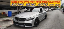 2015 MERCEDES-BENZ C-CLASS C180 CGI AMG 1.6(Free 2 Years Car Warranty)Reg2019