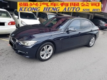 2015 BMW 3 SERIES 320i SPORT LINE (FREE 2 YEARS CAR WARRANTY)REG2015
