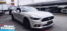 2017 FORD MUSTANG 2.3 ECOBOOST TURBO (A)